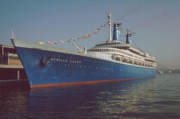 'Achille Lauro' - anche Flotta e Star Lauro - 1947 19_nav24