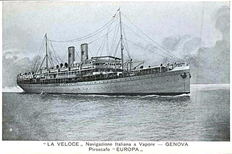 'Europa' - La Veloce - 1907 1_1eur10