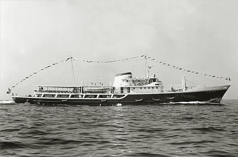 'Edra' - Nav. Alto Adriatrico - 1962 1_edra10