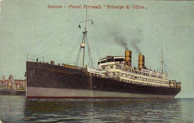 'Principe di Udine' - Lloyd Sabaudo - 1907 1_nave11