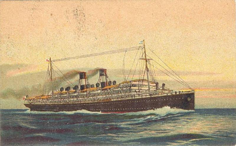 'Duca degli Abruzzi' - N.G.I. - 1907 1_nave18