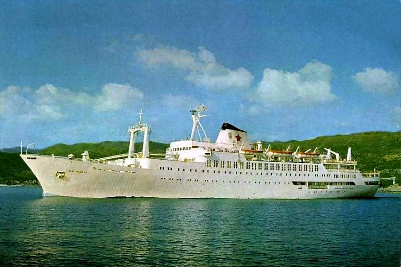 'Dalmacija' - Jadranska Linijska Plovidba - 1965 1_nave25