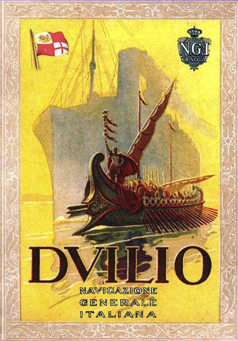 'Duilio' - N.G.I. - 1923 1_navi10