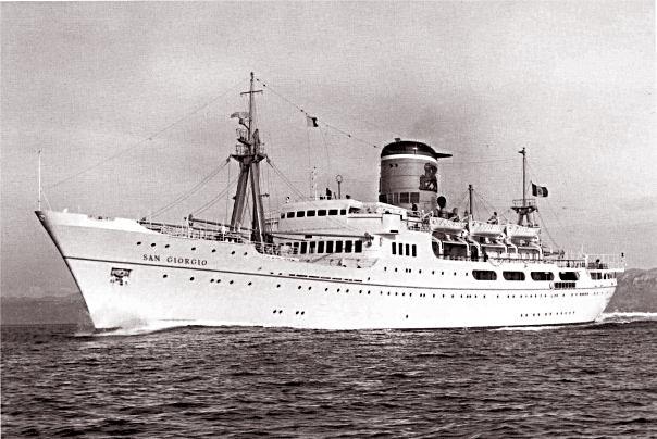'San Giorgio' - Adriatica - 1956 1a_5_s10