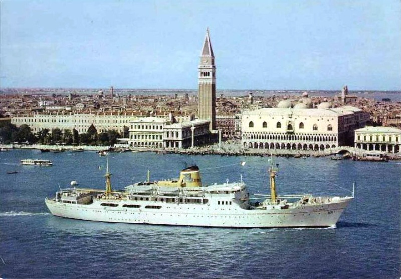 'San Marco' - Adriatica - 1956 1a_sen10