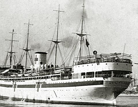 'California' -  Nav. Libera Triestina - 1921 20_14h10