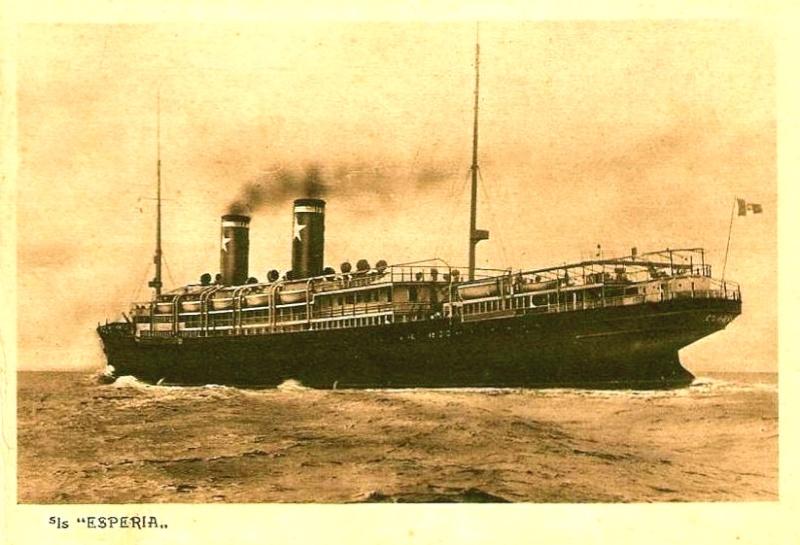 'Esperia' - Sitmar - 1921 20_esp10