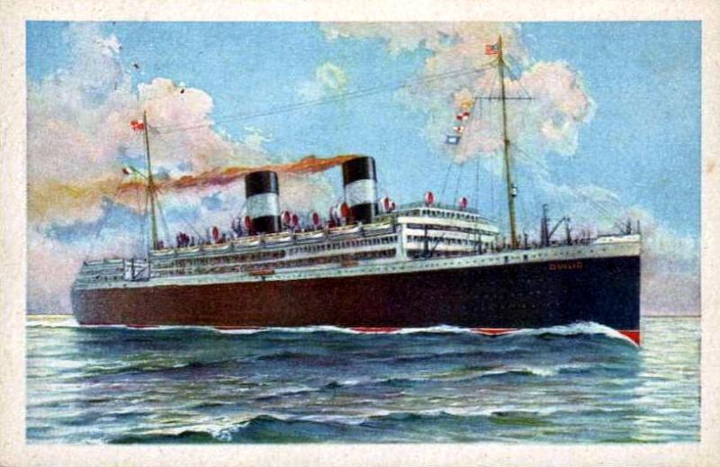 'Duilio' - N.G.I. - 1923 20_nav13