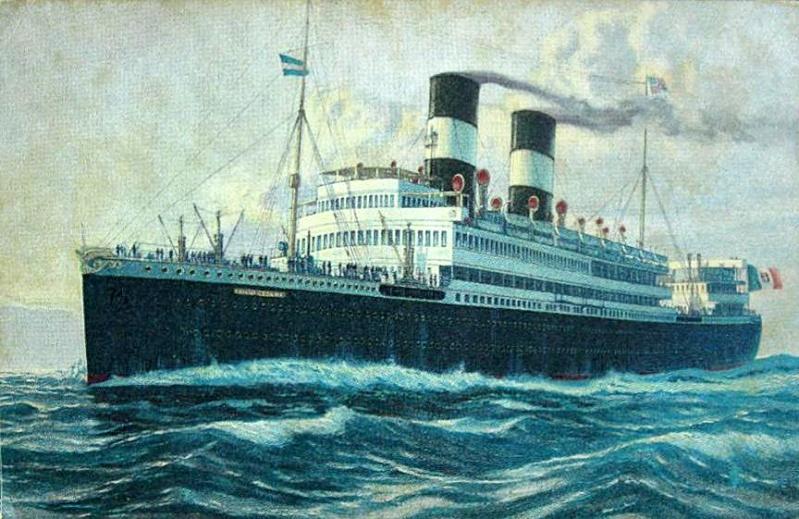 'Giulio Cesare' - N.G.I. - 1921 20_nav16