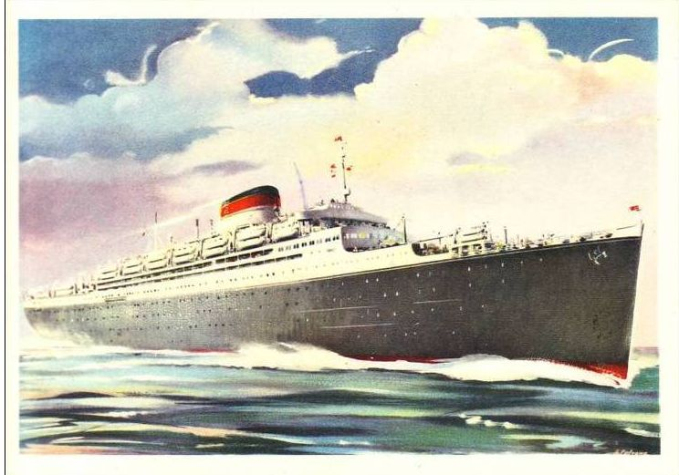 'Vulcania' - Cosulich - 1928 20_nav21