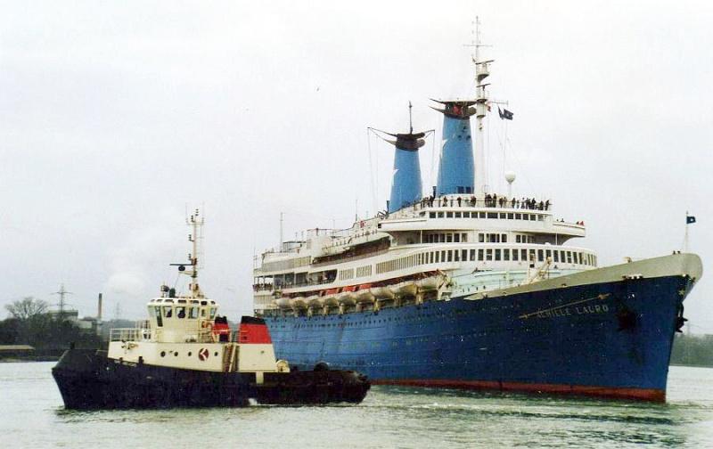 'Achille Lauro' - anche Flotta e Star Lauro - 1947 20_nav22