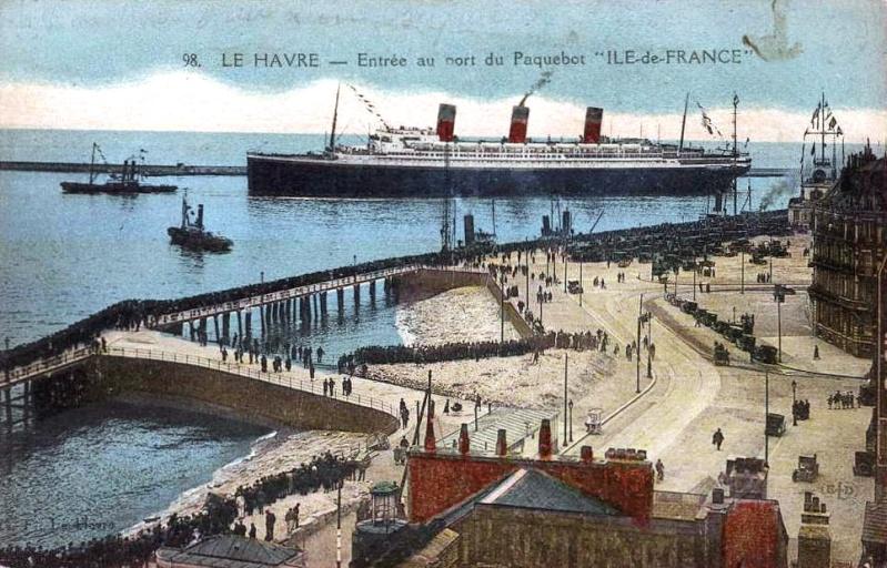 'Ile de France' - C.G.M. - 1926 21_18c10