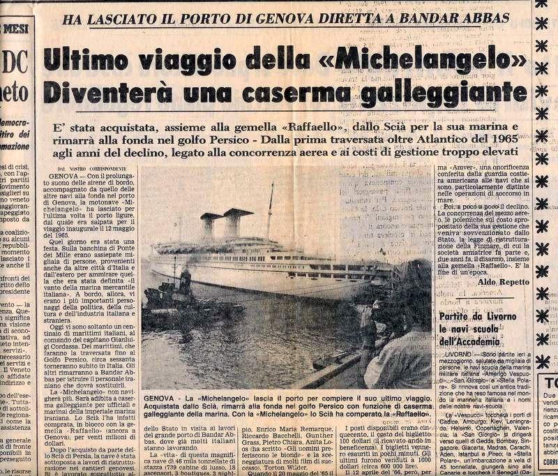 'Michelangelo' - Italia - 1965 21_epi10