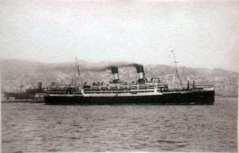 'Giulio Cesare' - N.G.I. - 1921 21_nav17