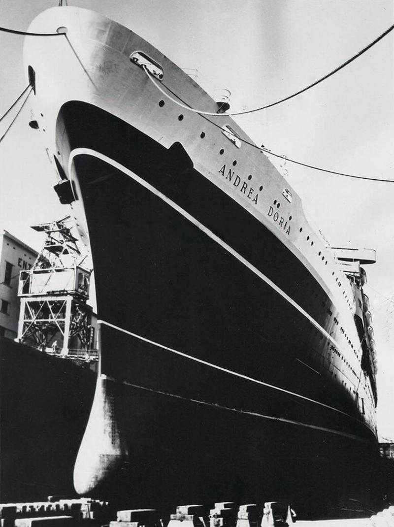 'Andrea Doria' - Italia - 1952 21_nav19