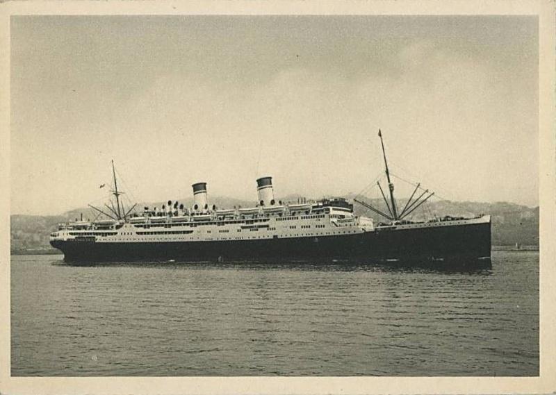 'Conte Grande' - Lloyd Sabaudo - 1928 21_nav22