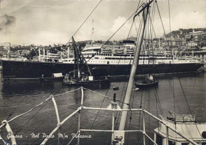 'Vulcania' - Cosulich - 1928 21_nav25