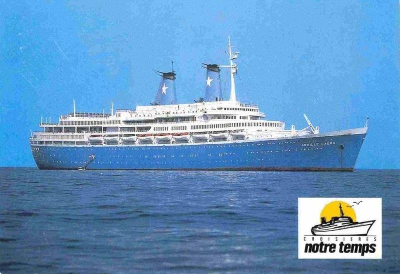 'Achille Lauro' - anche Flotta e Star Lauro - 1947 21_nav26