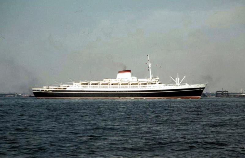 'Andrea Doria' - Italia - 1952 21a_do11