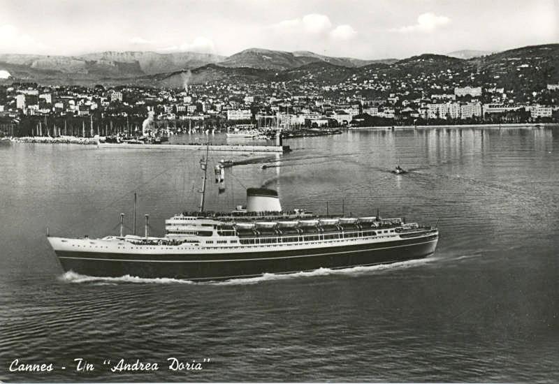 'Andrea Doria' - Italia - 1952 22_nav19