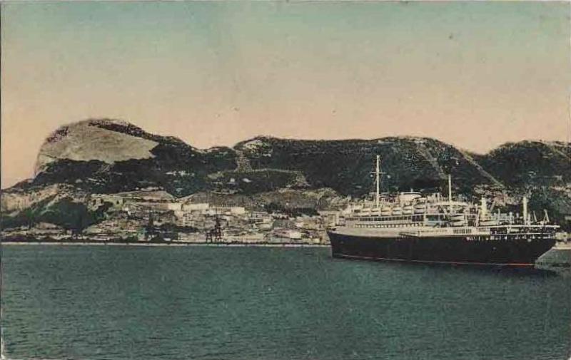 'Vulcania' - Cosulich - 1928 22_nav24