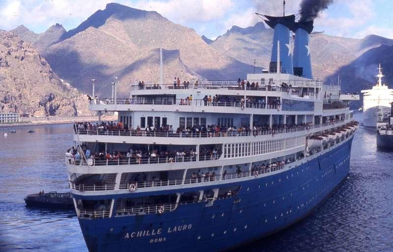 'Achille Lauro' - anche Flotta e Star Lauro - 1947 22_nav27