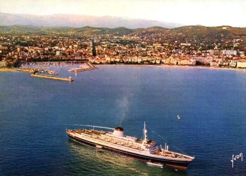 'Andrea Doria' - Italia - 1952 23_nav19