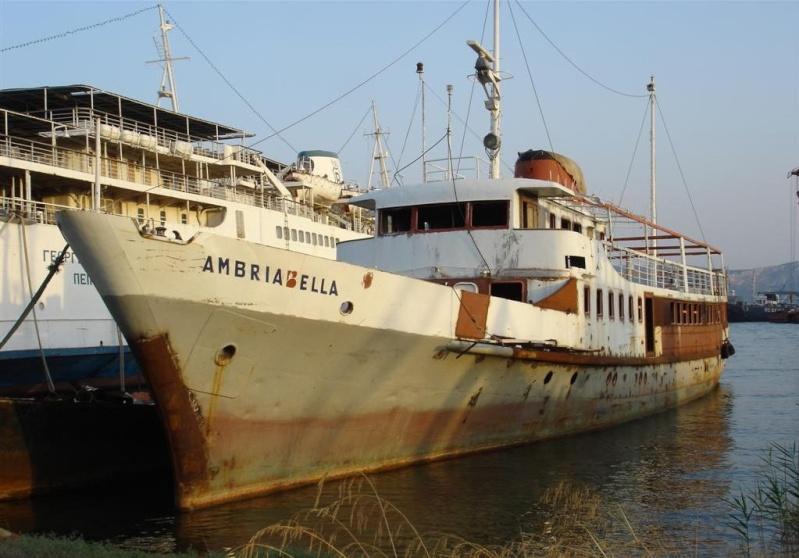 'Ambriabella' - Nav. Alto Adriatico - 1962 23_nav24