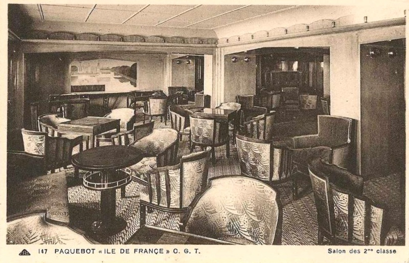 'Ile de France' - C.G.M. - 1926 24_21s10