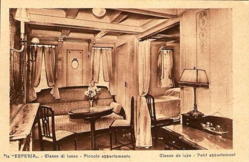 'Esperia' - Sitmar - 1921 24_9es10