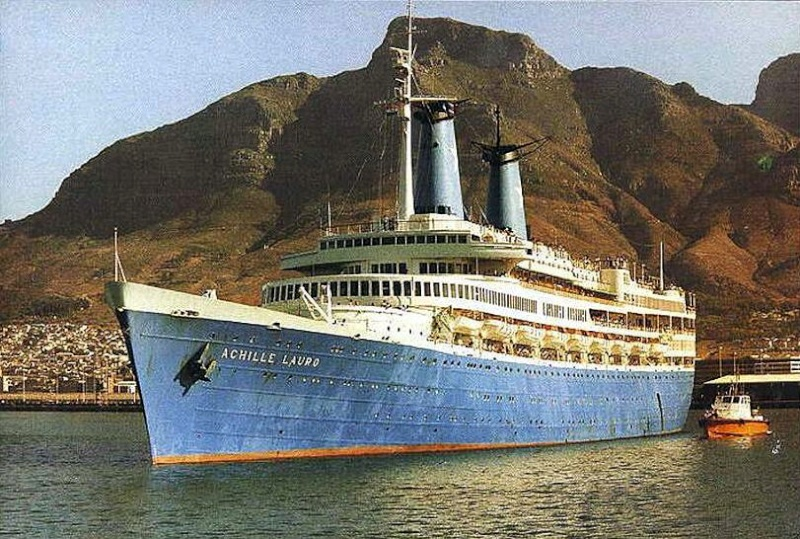 'Achille Lauro' - anche Flotta e Star Lauro - 1947 24_nav21