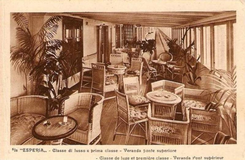 'Esperia' - Sitmar - 1921 25_10e10