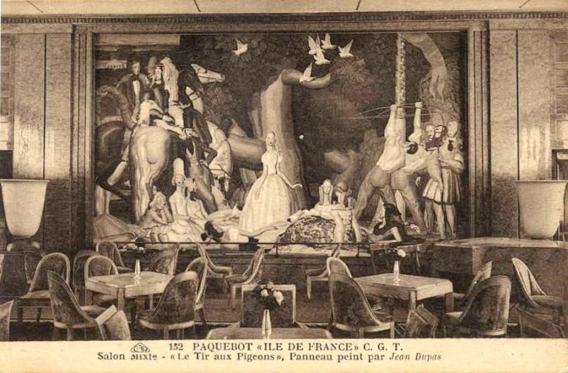 'Ile de France' - C.G.M. - 1926 25_22p10