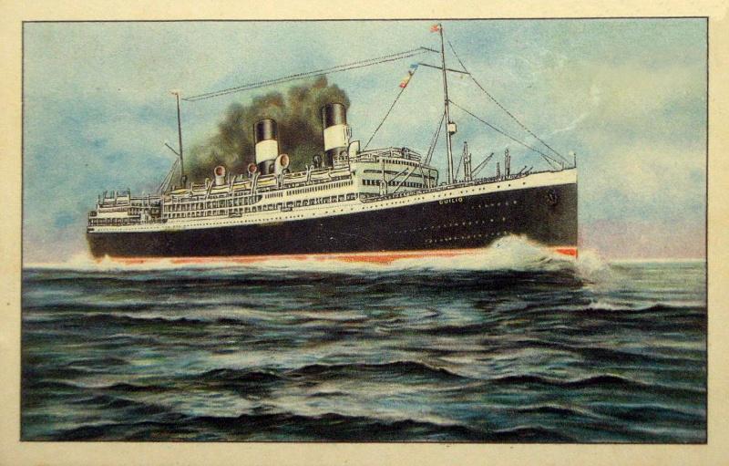 'Duilio' - N.G.I. - 1923 25_nav12