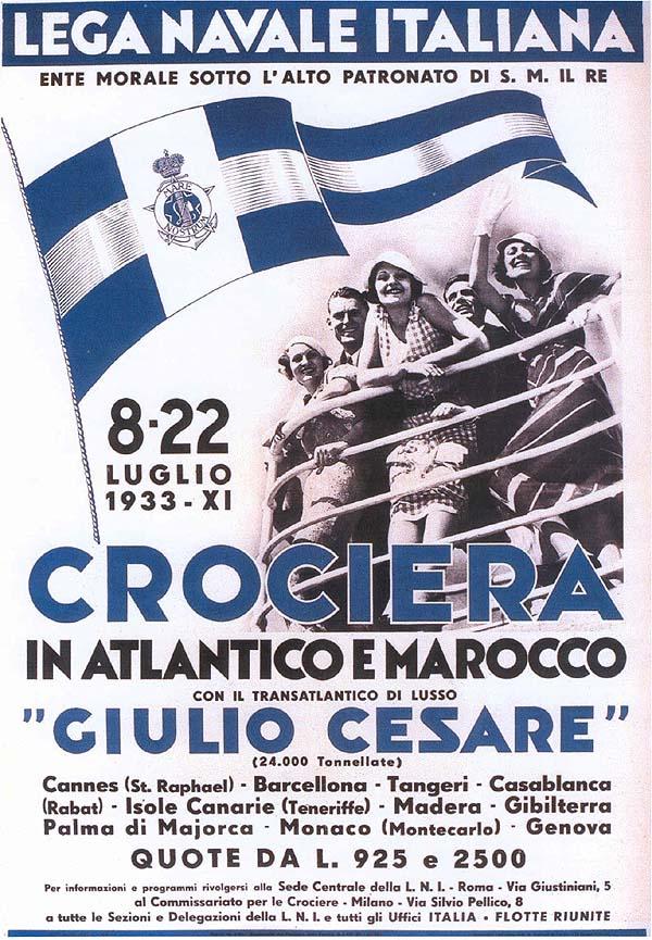 'Giulio Cesare' - N.G.I. - 1921 25_nav14