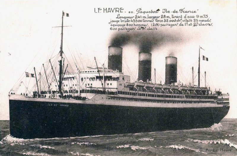'Ile de France' - C.G.M. - 1926 26_23p10