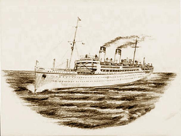 'Giulio Cesare' - N.G.I. - 1921 26_nav15