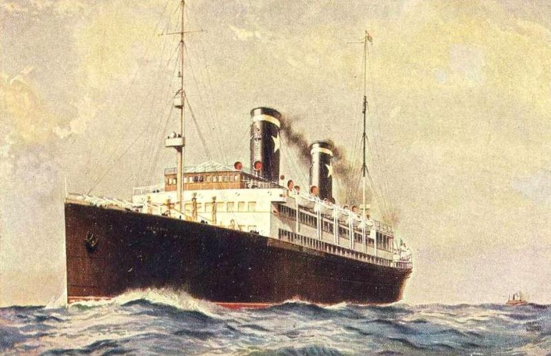 'Esperia' - Sitmar - 1921 26_nav18