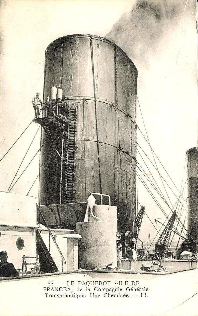 'Ile de France' - C.G.M. - 1926 27_24c10
