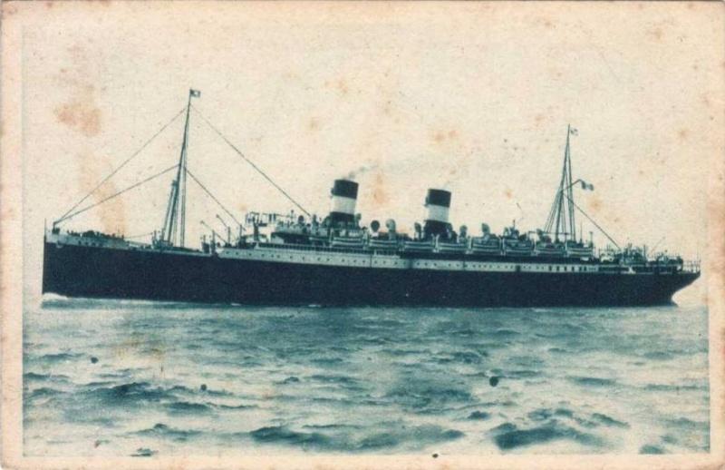 'Roma' - N.G.I. - 1926 27_nav10