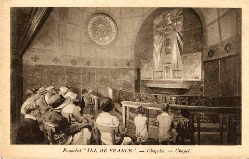 'Ile de France' - C.G.M. - 1926 28_cap10