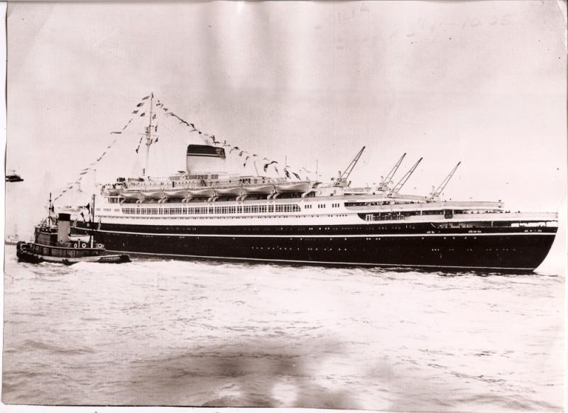'Andrea Doria' - Italia - 1952 28_nav18