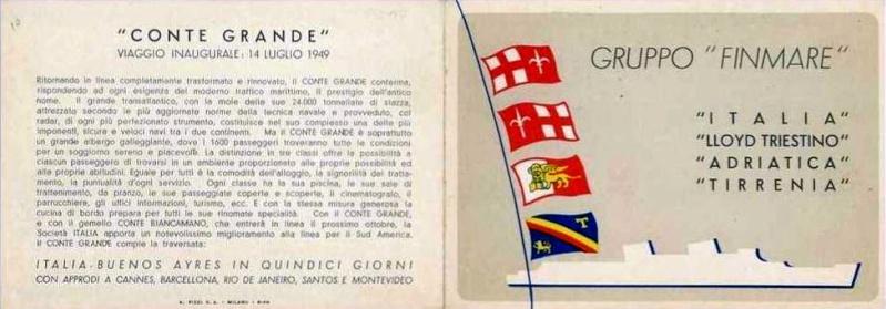 'Conte Grande' - Lloyd Sabaudo - 1928 28_nav20