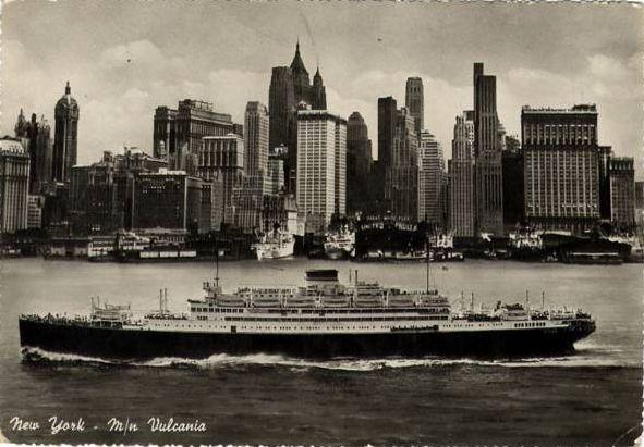 'Vulcania' - Cosulich - 1928 28_nav22