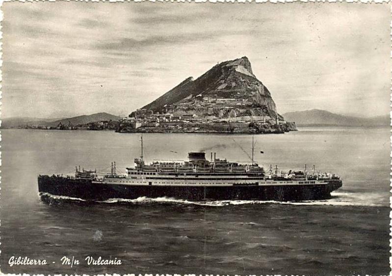'Vulcania' - Cosulich - 1928 29_nav18