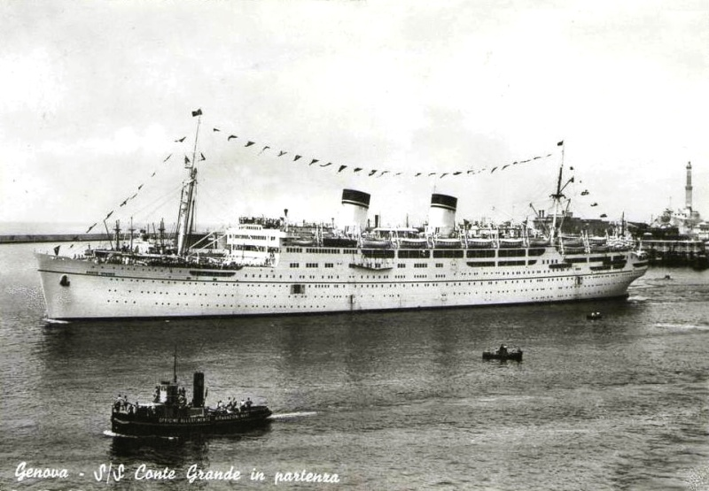 'Conte Grande' - Lloyd Sabaudo - 1928 29a_gr10