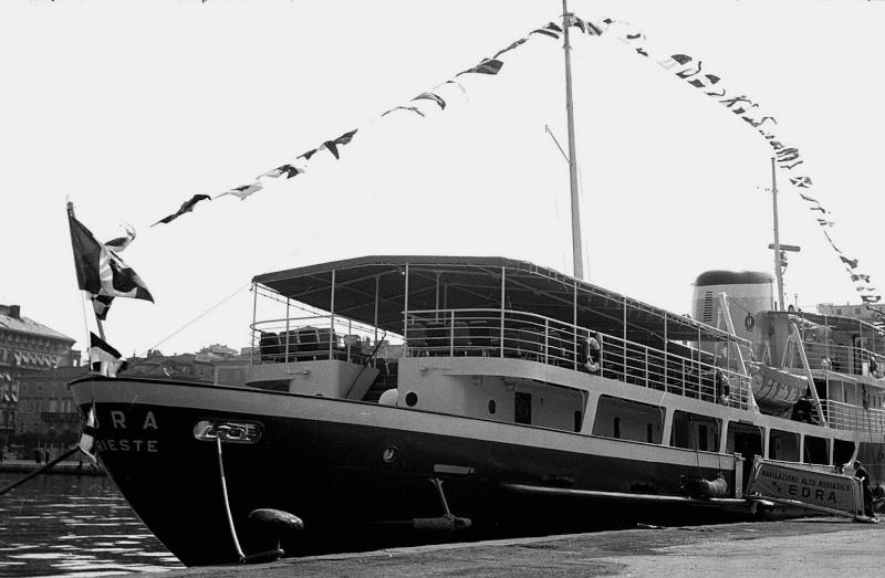 'Edra' - Nav. Alto Adriatrico - 1962 2_edra10