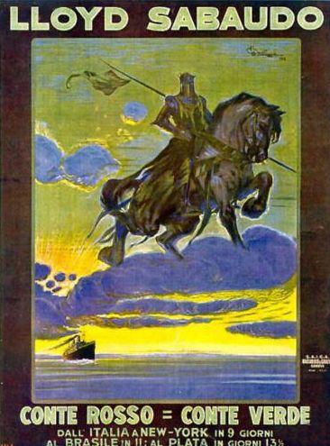 'Conte Verde' - Lloyd Sabaudo - 1923 2_lloy11