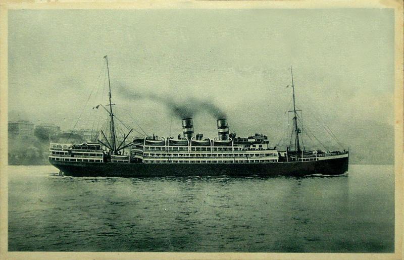 'Principe di Udine' - Lloyd Sabaudo - 1907 2_nave12