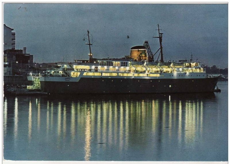 'Appia' - Adriatica - 1961 2_nave16